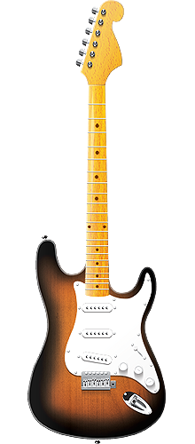 Astral 10 – 2-Color Sunburst, Alder body, Vintage Yellow
